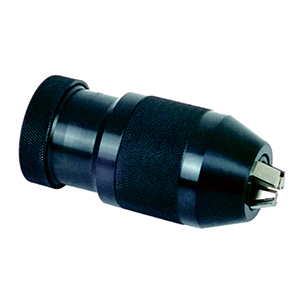KEYLESS DRILL CHUCK WITH THREAD MOUNTED